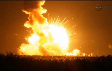 NASA fails to launch its Antares rocket