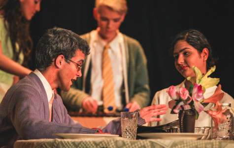 Fall play: you can take the laughs with you