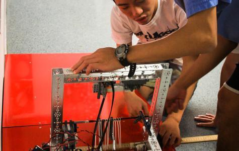 Robotics club: bots and buds