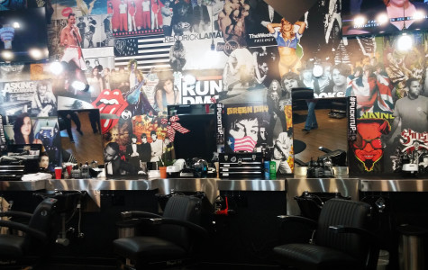 The rock 'n roll barbershop is rolling into town