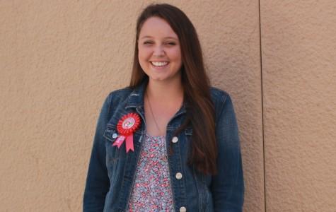 Courtney McNatt, senior