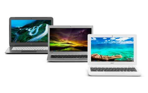 Chromebooks enhance classroom experience