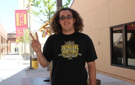 Zach Goldblatt, senior