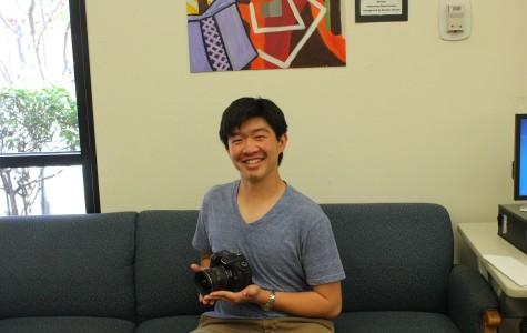 Michael Lin, senior