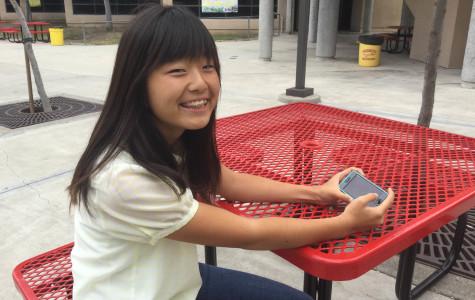 Grace Fujima, freshman