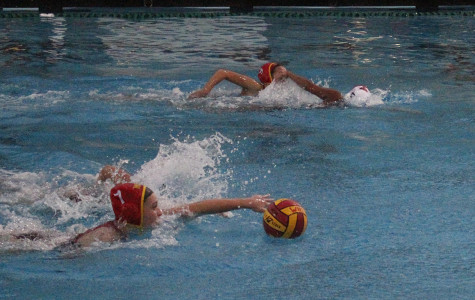 Girls Water Polo Falls Short of a Win