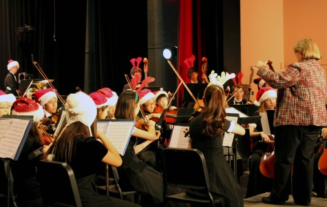 Winter concerts bring holiday cheer