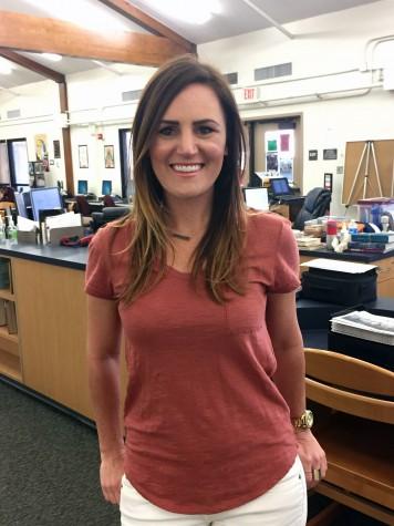 Abigail Haselton, Teacher