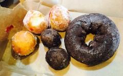Slam dunk at Dunkin' Donuts