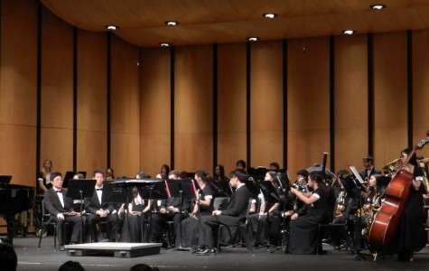 Instrumental music blows the competition away at festival