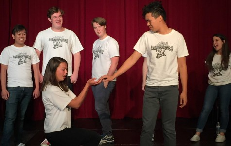 ImprovCity High brings the laughs at its final show this year