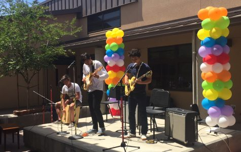 Vocal chemistry by the Science Club