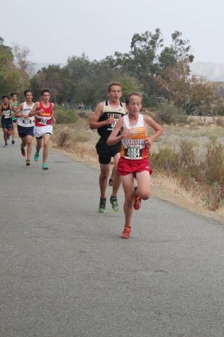 Freshman boys take reign at Orange County Championships