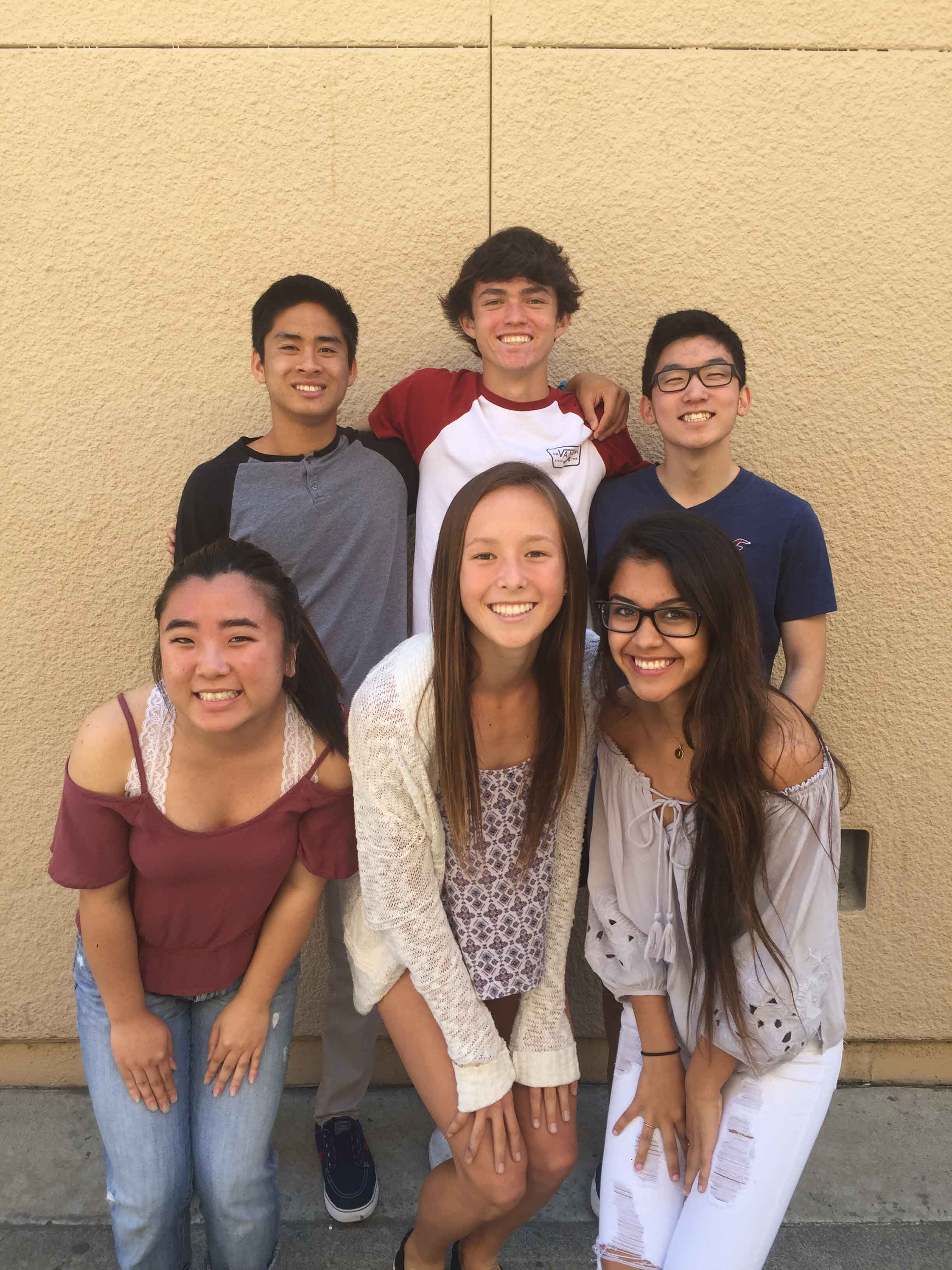 Newly elected ASB members prepare to take on their new roles for the upcoming school year.