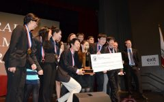 Academic Decathlon dominates with first places in all categories