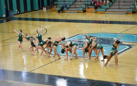Dance team embodies their character to first