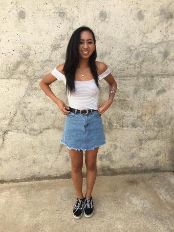 Jessica Pineda, Senior