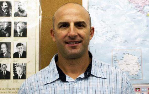 New Teacher in the Social Studies Department