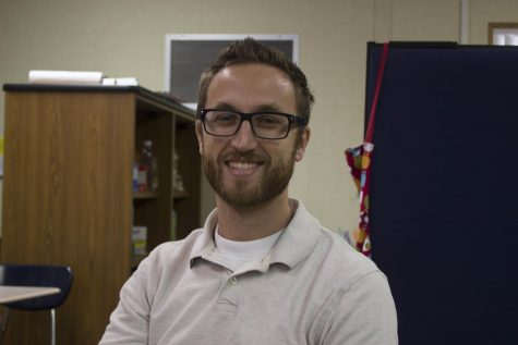 New Teacher in the Social Studies Department