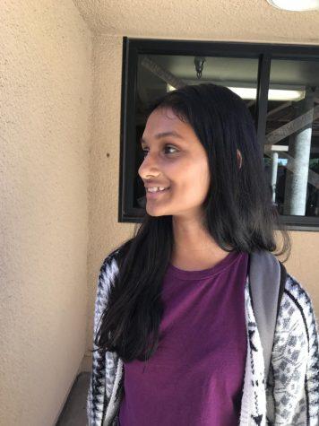 Medha Sarkar, Freshman