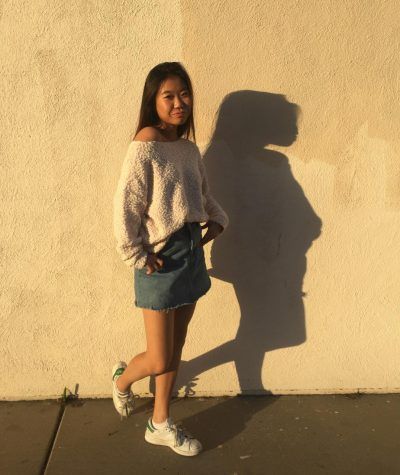 Esther Kim, Sophomore