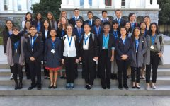 Students Participate In Annual  Advocacy Trip To Sacramento