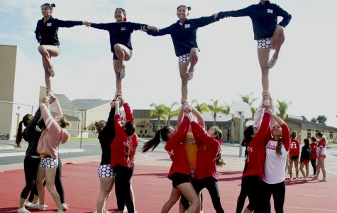 (Cheer) Leading the Way to New Heights