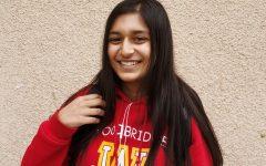 Simrah Ahmad, Freshman