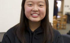 Naomi Kim, Sophomore