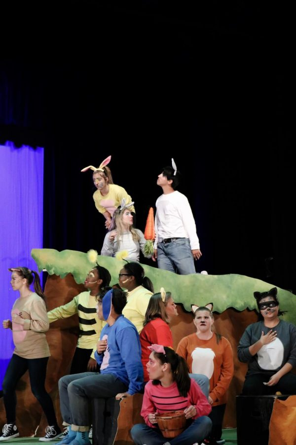 Students+take+part+in+the+%22House+on+Pooh%27s+Corner%22+musical%2C+captivating+young+and+older+audience+members+alike+with+a+whimsical+storyline.