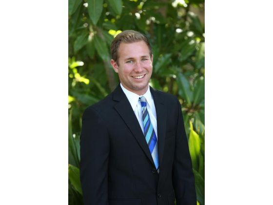 -Woodbridge alumnus Andrew Manos who wrote a song to honor the victims of the University of Santa Barbara shootings.