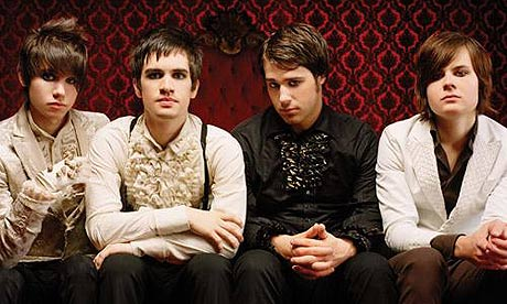 Panic! At the Disco who will be performing with Walk the Moon on August 27 at the Greek Theatre, Los Angeles and 28 at the Cal Coast Credit Union Open Air Theatre, San Diego.