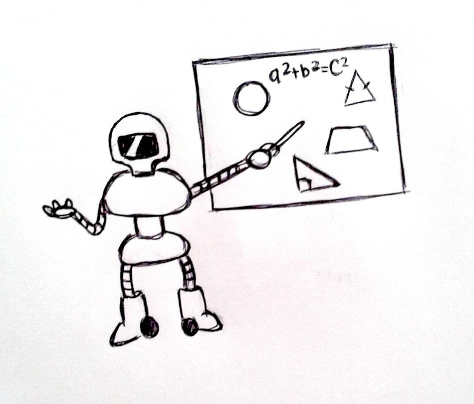 Robots+taking+over+the+classroom