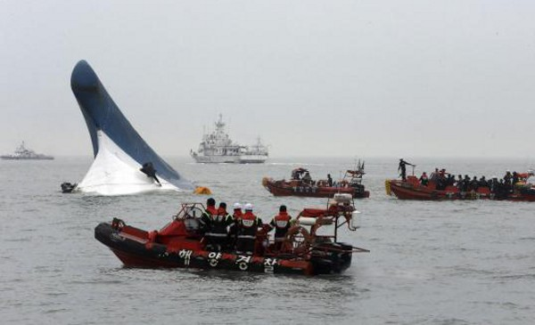 Sewol Ferry's incident caused death of hundreds of passengers, mostly sophomores from Danwon High.