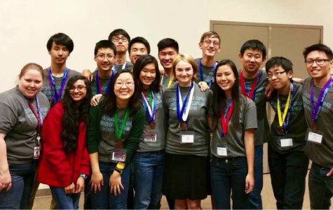 Sc I (e) N Ce Olympiad advances to state