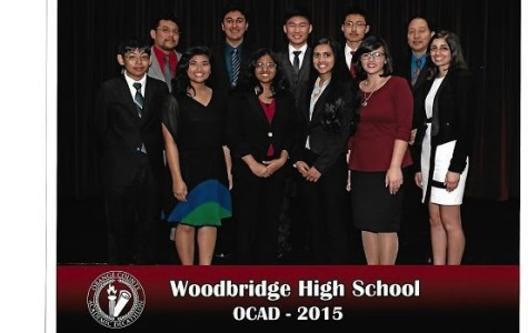 Academic decathlon heads to state competitions
