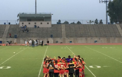 Girls soccer: togetherness even in defeat