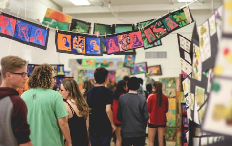 Fine Arts Day exposes creative minds and gives students a glimpse into their artistic futures
