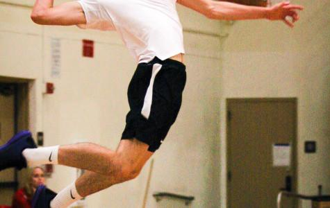 Boys volleyball spikes down difficult competition