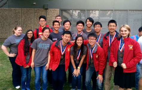 Science Olympiad sets school record at state competition