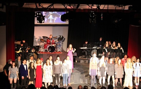 Talented vocal students pay homage to the lives and work of famous artists