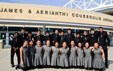 Percussion keeps its beat as the season winds down