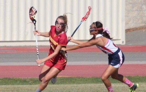 Sophia Silane: lacrosse for school and for country