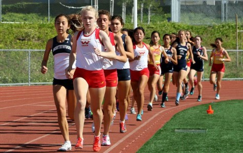 Track is off to a running start in season