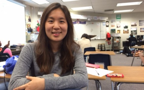 Chesca Jung, senior