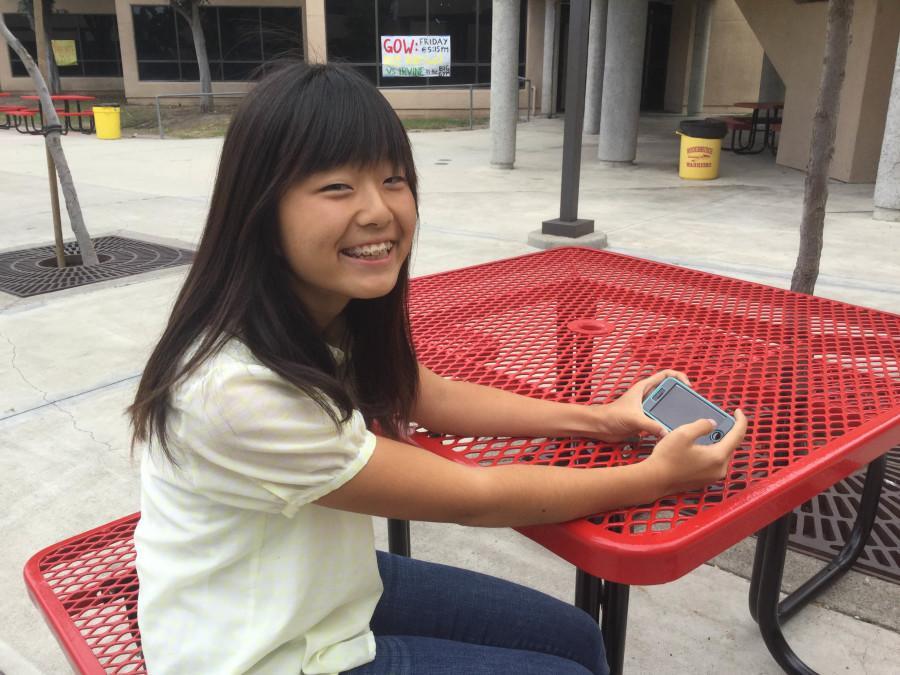 Grace+Fujima%2C+freshman