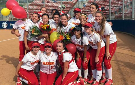 Softball looks forward to next year's incoming players