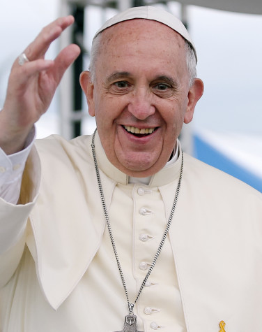 The pope shakes things up with groundbreaking calls for reform