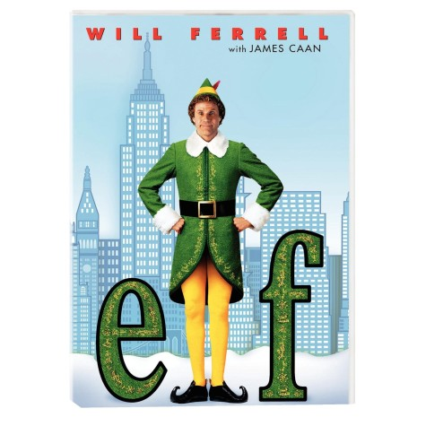 'Elf' is one of many popular holiday movies.