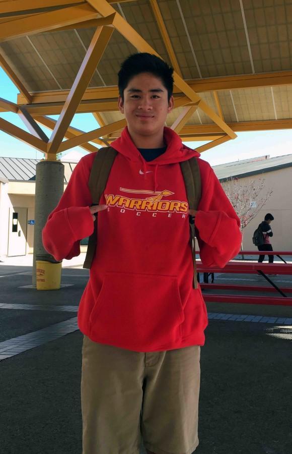 Jeffrey Vu, Sophomore